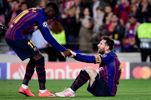 مشاهدة مباراة برشلونة وفياريال