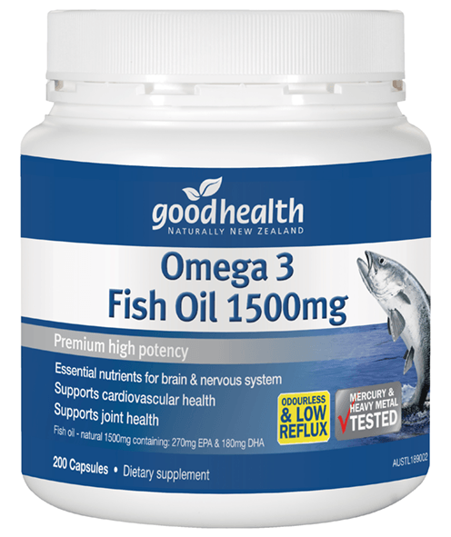 Fish   And Omega3 Oils Benefits