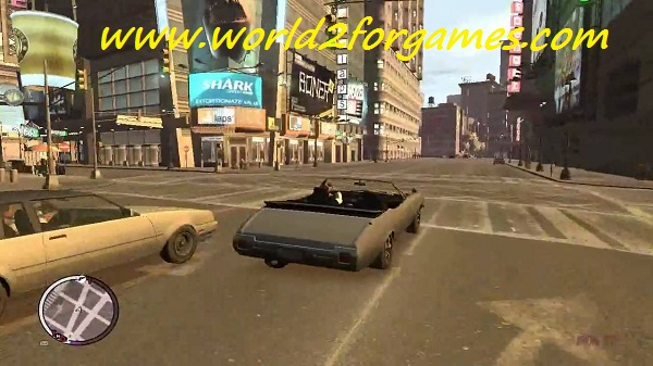 تحميل لعبة Grand Theft Auto Episodes From Liberty City للكمبيوتر