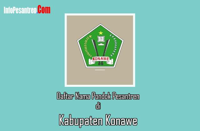 Pondok Pesantren di Kabupaten Konawe