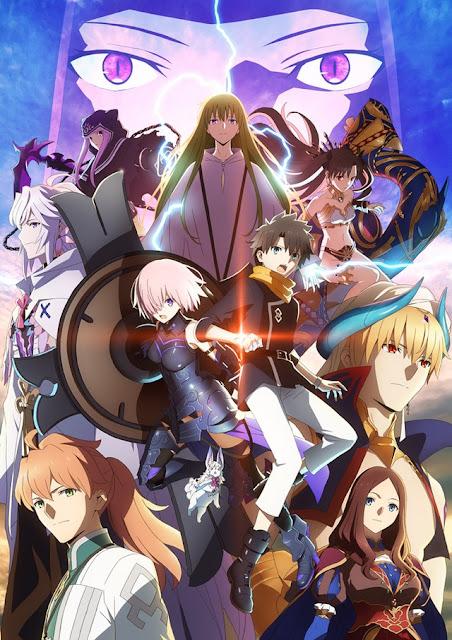 Fate/Grand Order: Zettai Majuu Sensen BabyloniaFate/Grand Order: Zettai Majuu Sensen Babylonia