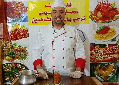 """اندومي """"بطعم"""" الكاتشب في البيت الشيف / محمد الدخميسي"""
