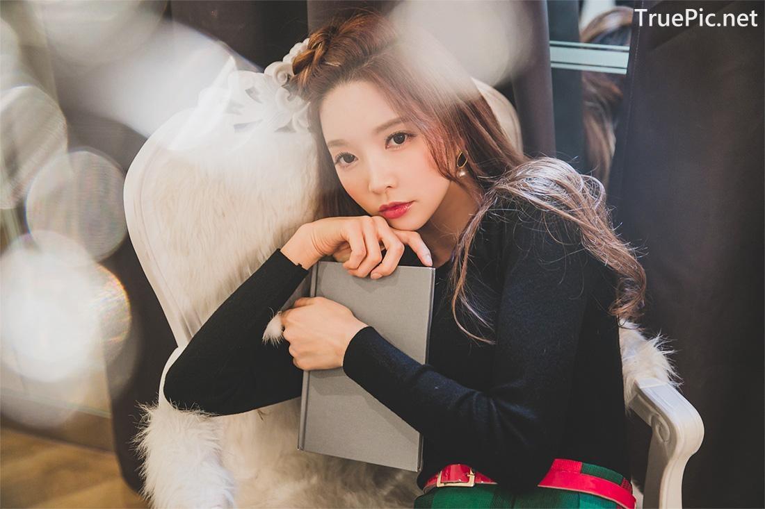 Image Korean Beautiful Model - Park Soo Yeon - Fashion Photography - TruePic.net - Picture-8