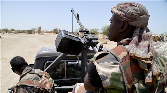 Nigeria-based Boko Haram Takfiri militants attack soldiers in Niger