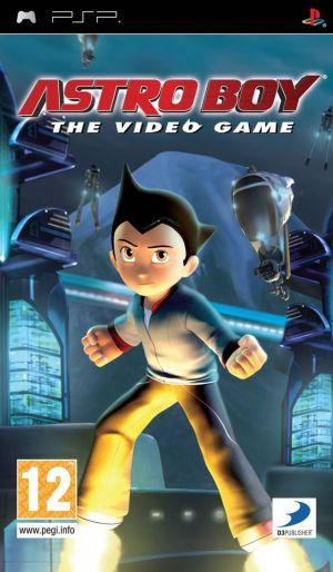 Download Astro Boy - The Video Game ISO File PSP - PPSSPP Game