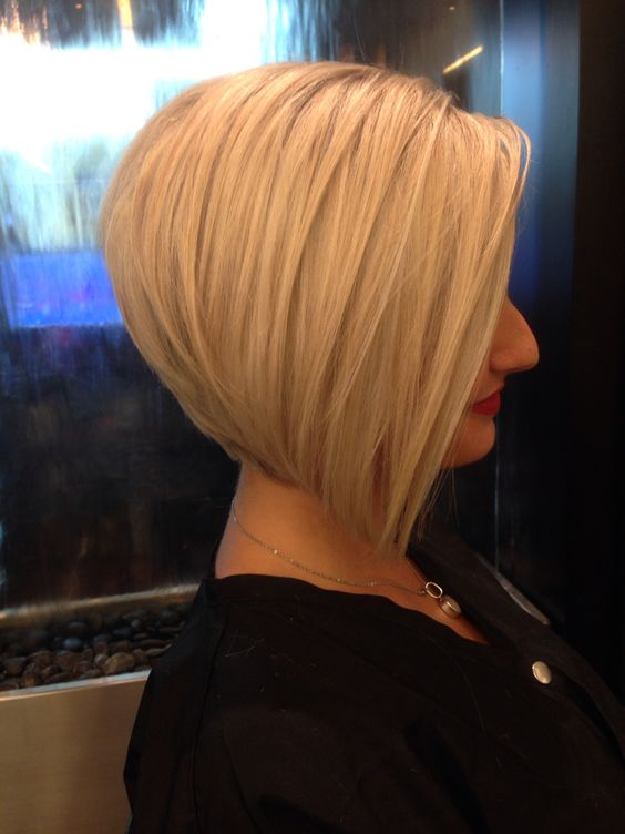 Gorgeous Graduated Bob Haircuts The Haircut Web