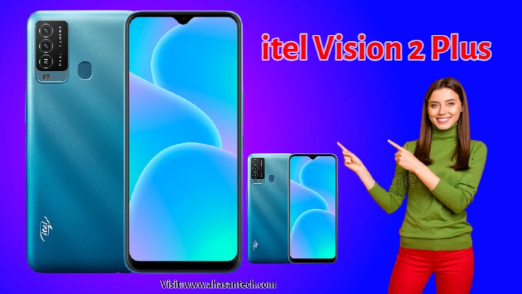 itel Vision 2 Plus Price In Bangladesh (Full Specifications)