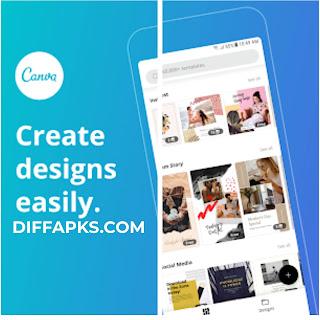 Canva Premium Apk v2.124.0 Graphic Design & Logo