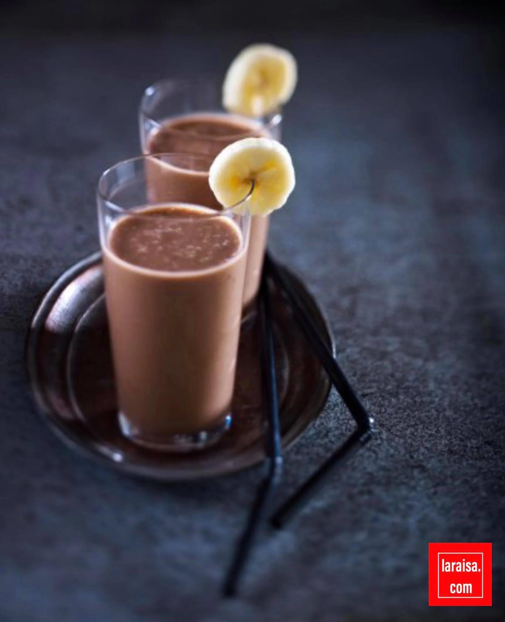 شوكولاته نوتيلا بعصير الموز