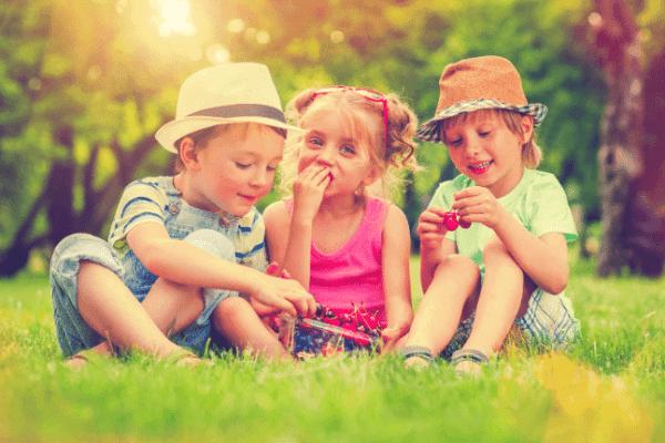 Mutlu Çocuklar Yetiştirmek