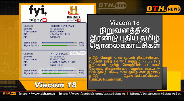 fyi Tv tamil, history tv tamil