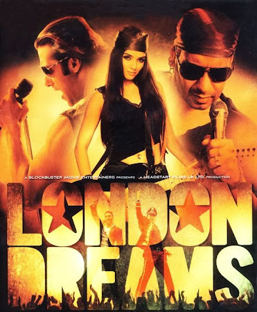 Poster Of Hindi Movie London Dreams 2009 Full HD Movie Free Download 720P Watch Online