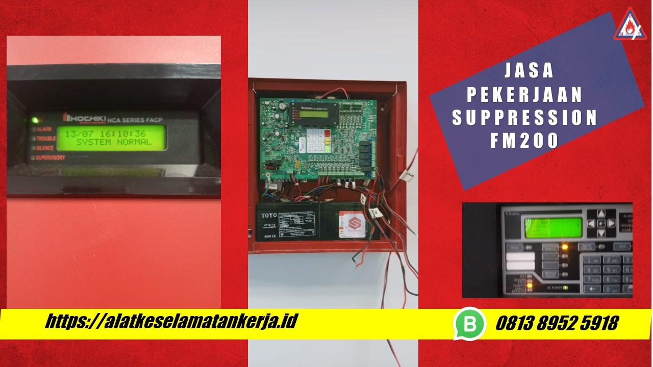 suppression fm200, fm 200 suppression system, jasa suppresion fm200, fm200, fm 200, jasa suppression fm200, buzzer panel fm200 bunyi terus, saat terjadi fault trouble pada panel fm200, syarat ruangan fm20