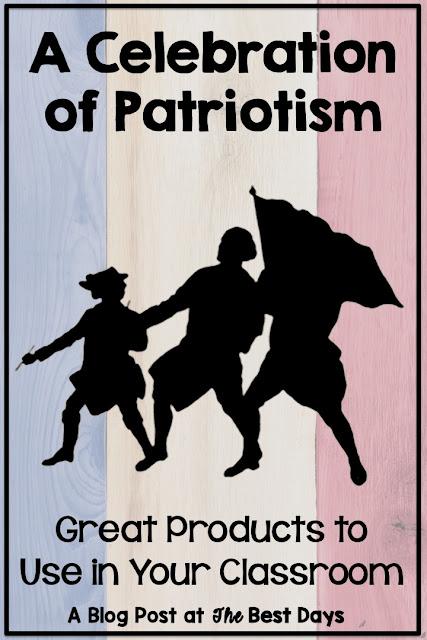 Patriotic PIn