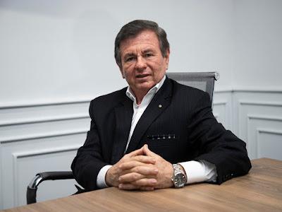 Diretor 2021-23, Zonas 23A e 24 de RI, Julio César Silva-Santisteban