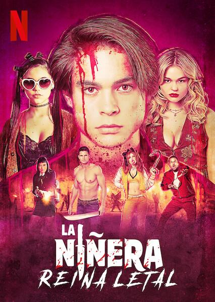 La niñera: Reina letal (2020) NF WEB-DL 1080p Latino
