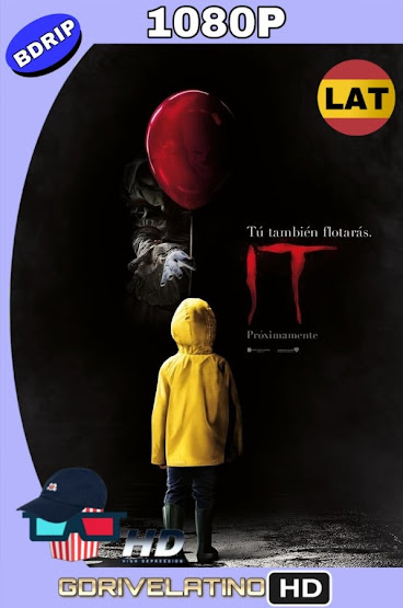 It (Eso) (2017) BDRip 1080p Latino-Ingles MKV