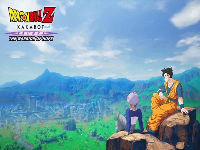 Dragon Ball Z Kakarot Trunks The Warrior of Hope Highly Compressed Free Download
