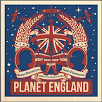 ROBYN HITCHCOCK & ANDY PARTRIDGE - Planet England (EP, 2019)