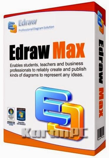 edraw max 7.9