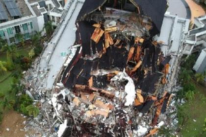 5 bencana melanda Indonesia di awal 2021