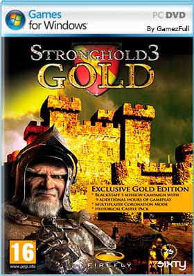 Stronghold 3 Gold PC Full [Español] [MEGA]