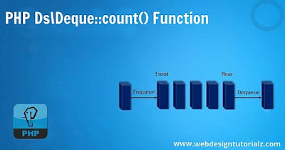 PHP Ds\Deque::count() Function