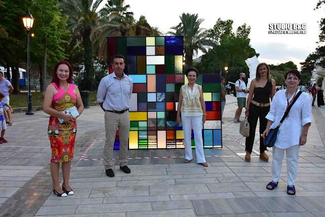 14 σύγχρονοι καλλιτέχνες στο Ναύπλιο εκθέτουν μια τέχνη ανοιχτή και προσβάσιμη για όλους