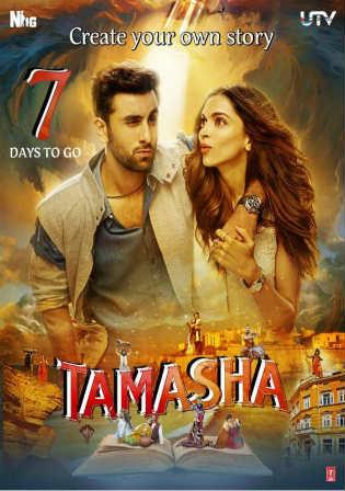 Tamasha 2015 BluRay 400Mb Full Hindi Movie Download 480p Watch Online Free bolly4u