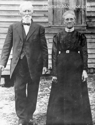 John Wesley Jollett and Sarah Elizabeth Smith  https://jollettetc.blogspot.com