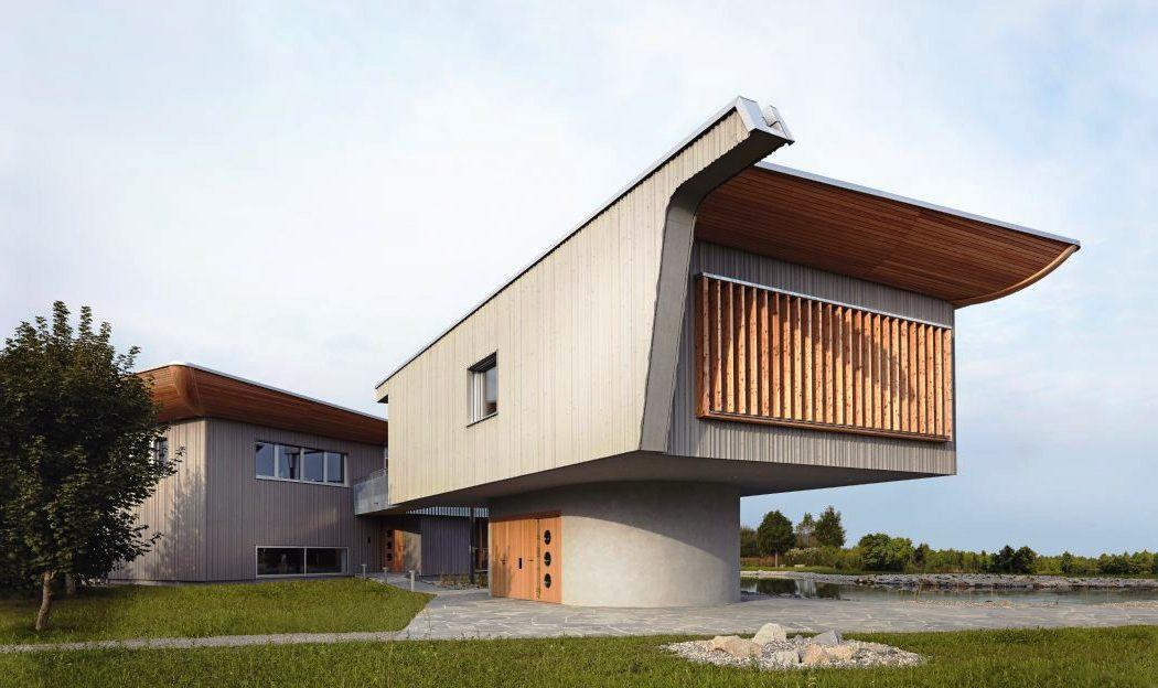 Gambar Desain Rumah Unik Mewah