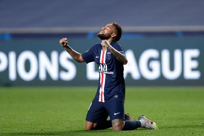 Neymar sắp đoạt cú ăn bốn cùng PSG, khiến Barca - Messi day dứt