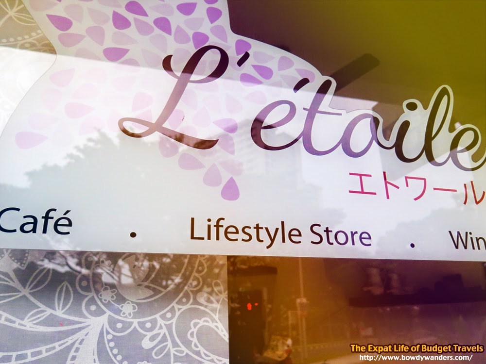 bowdywanders.com Singapore Travel Blog Philippines Photo :: Singapore :: L'etoile Café, Farrer Park