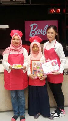 Cara Resep Es Teler Cupcakes Masak Bersama Barbie Chef Stella Lowis Nurul Sufitri Blogger Le Maison Patisserie Fashion Macaron Lifestyle