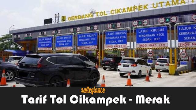 Info Tarif Tol Cikampek Oktober 2020, Merak sampai Pasuruan