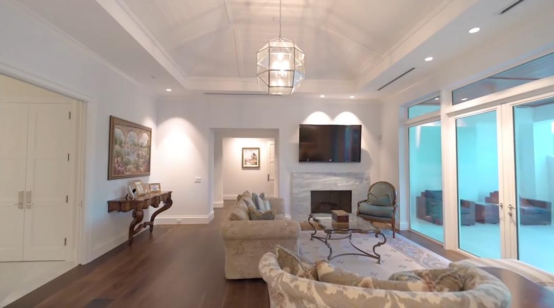 39 Interior Design Photos vs. 3884 SE Old Saint Lucie Blvd, Stuart, FL Luxury Mansion Tour