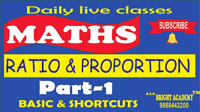 ratio and proportion tricks