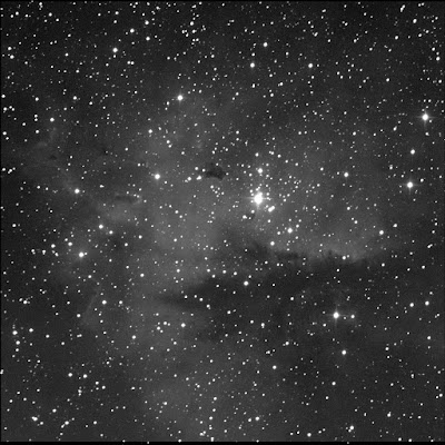 RASC Finest NGC 281 cluster in nebula luminance