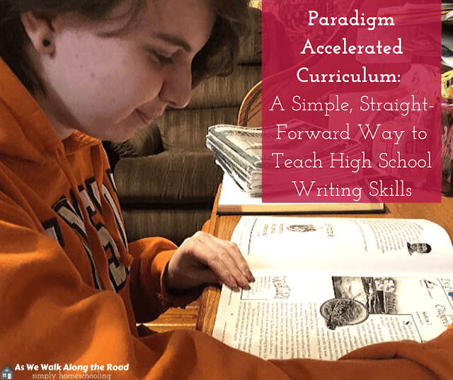 Paradigm Accelerated Curriculum English Writing Skills