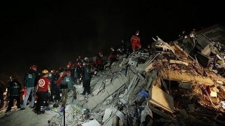 Τουρκία: 51 οι νεκροί στη Σμύρνη από τον σεισμό