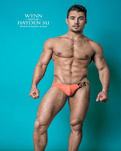 QUINTON WYNN; MODEL OF THE YEAR 2015 | 100%MALEMODELS