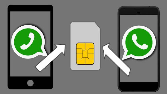 طريقة سهلة لفتح حسابك في الواتساب في هاتفين مختلفين و في نفس الوقت