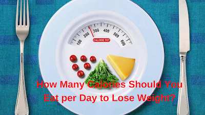 How Many Calories Should You Eat per Day to Weight loss