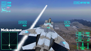 Ace Combat X: Skies Of Deception Iso/Cso Download Free