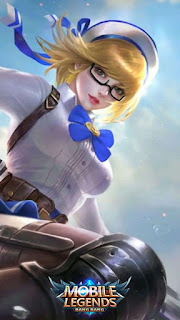 Fanny Campus Youth Heroes Assassin of Skins Rework
