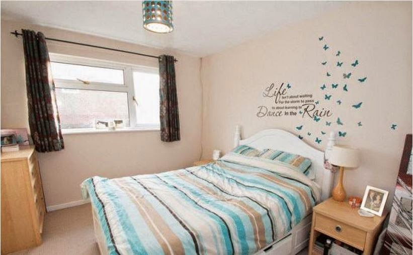 chichester buy-to-let bedroom