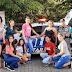 Mulher trocando pneu? Na Cidade de Goiás elas podem! Afirma Elenízia da Mata diretora do CEAM.