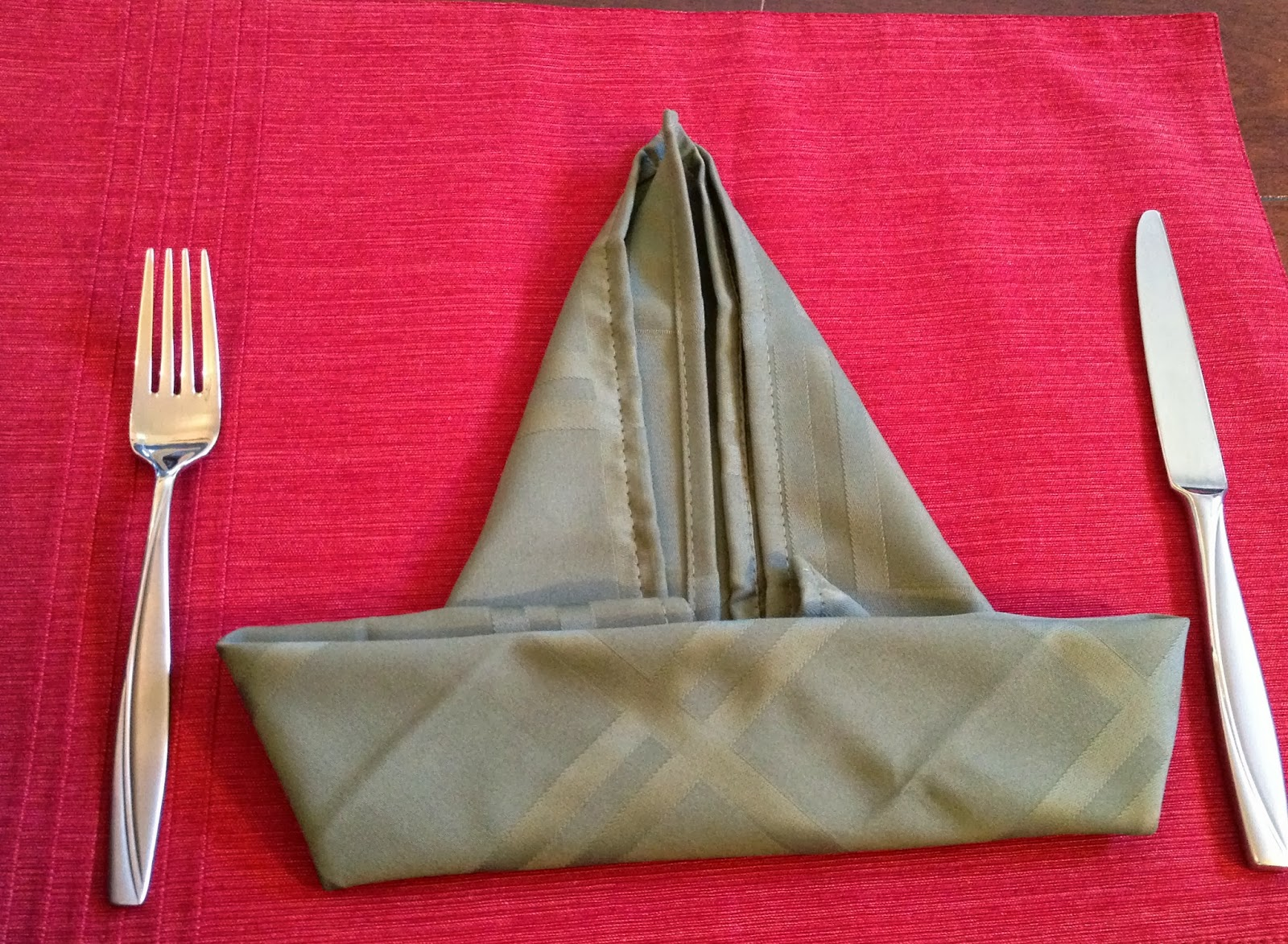 Wediquette and Parties Napkins History Folding and