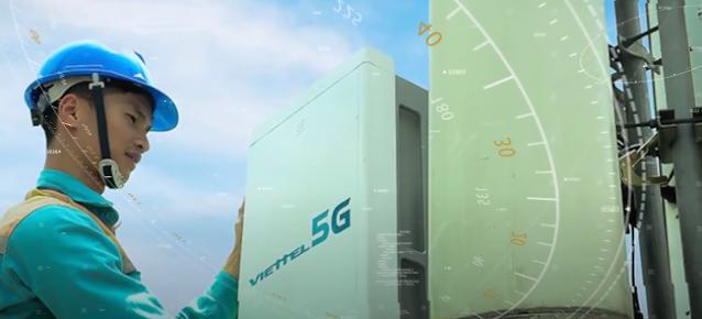 Mạng 5G được triển khai tại Việt Nam
