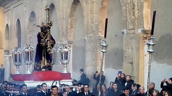 Horario e Itinerario Via Crucis de Pasión. Córdoba 07/03/2020